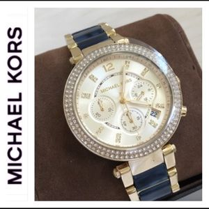 New! MICHAEL KORS watch